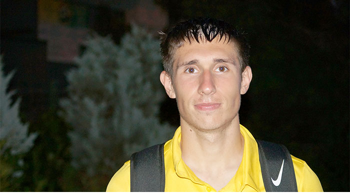 Поправкин Антон