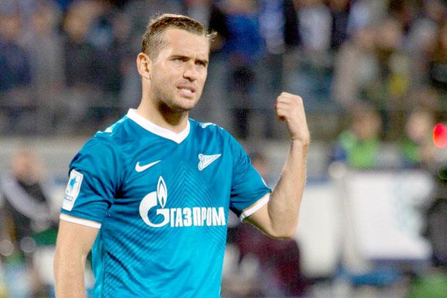 Футболист Кержаков