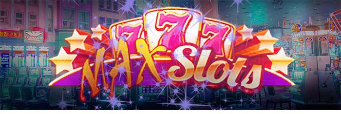 онлайн казино Max Slots 777